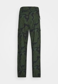 Carhartt WIP - JOGGER COLUMBIA - Cargo trousers - green rinsed - 1