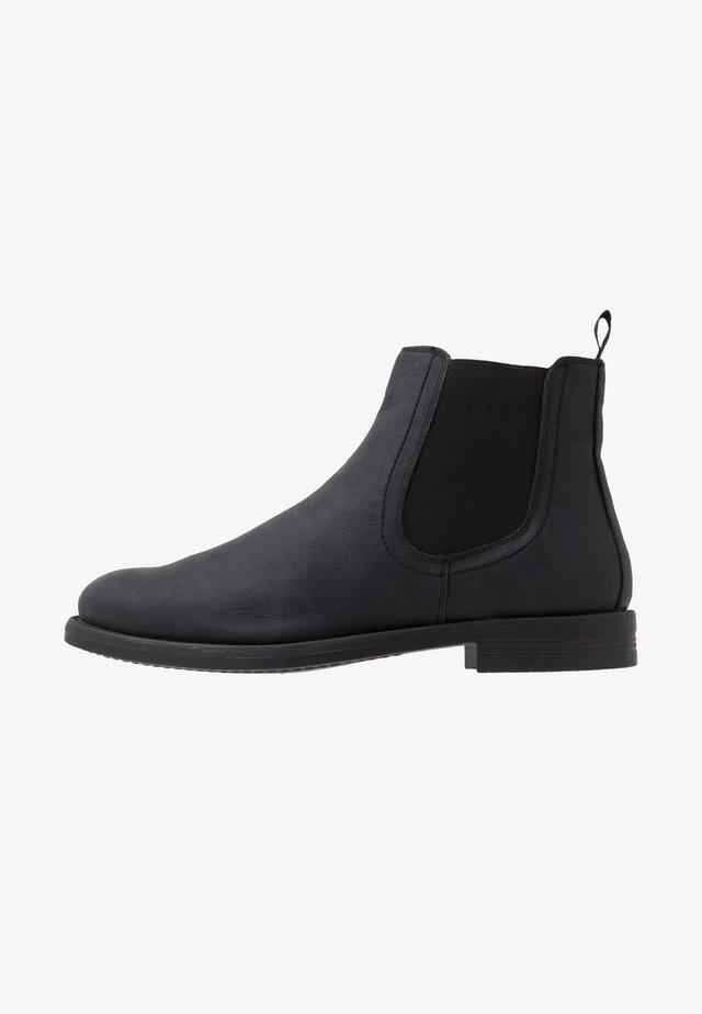 CID - Korte laarzen - black