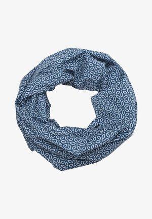 MIT PRINTMUSTER - Snood - dark blue aop