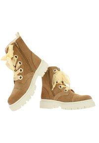 Bullboxer - Platform ankle boots - tan/cognac - 5