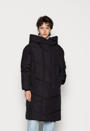 NMTALLY - Winter coat - black