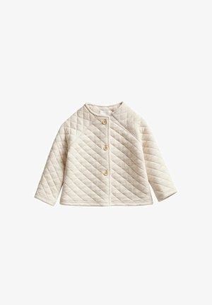 SOFT - Light jacket - zand