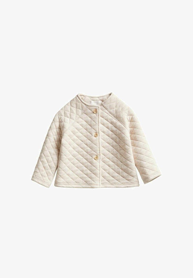 Mango - SOFT - Light jacket - zand