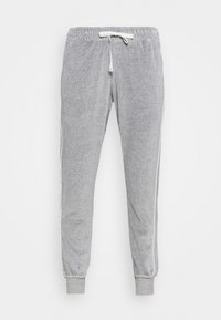 Champion - CUFF PANTS LEGACY - Spodnie treningowe - mottled grey - 5