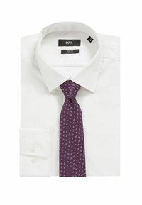 BOSS - Tie - dark purple - 1