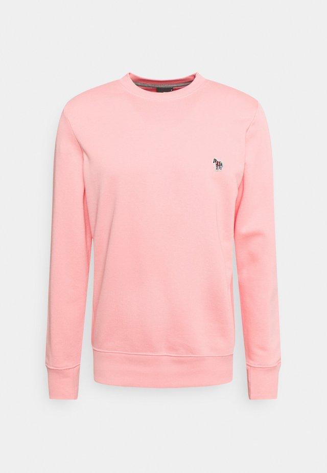 REG FIT UNISEX - Felpa - pink