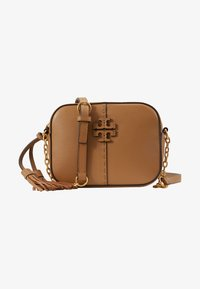 Tory Burch - MCGRAW CAMERA BAG - Umhängetasche - tiramisu - 1