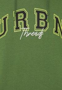 Urban Threads - EXTREME OVERSIZED HOODY UNISEX  - Sweatshirt - green - 2