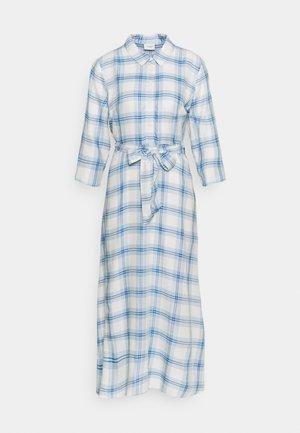 JDYSTAY MIDCALF DRESS - Skjortekjole - cashmere blue