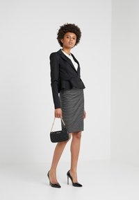 HUGO - NIFANI  - Pencil skirt - black - 1