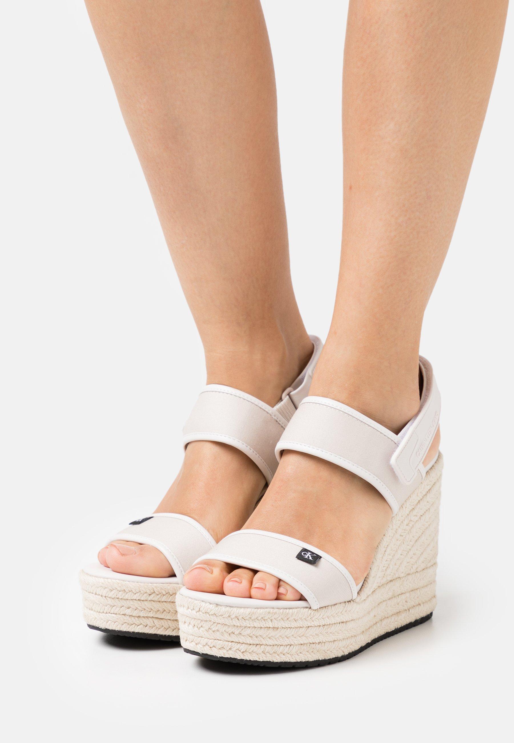 Women SLING CO - High heeled sandals