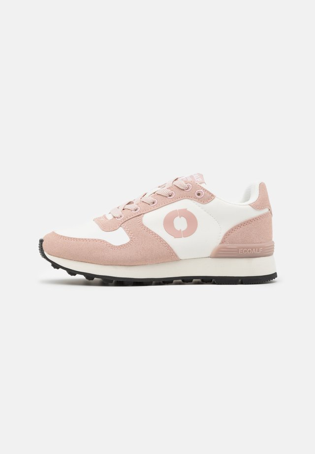 YALE KIDS - Sneakersy niskie - pink