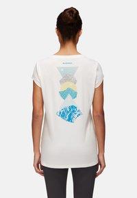 Mammut - MASSONE - T-Shirt print - white - 0