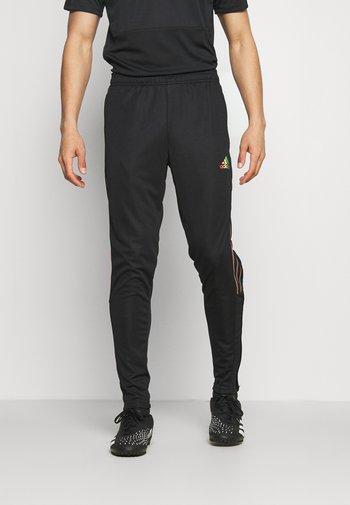 TIRO PRIDE - Pantaloni sportivi - black