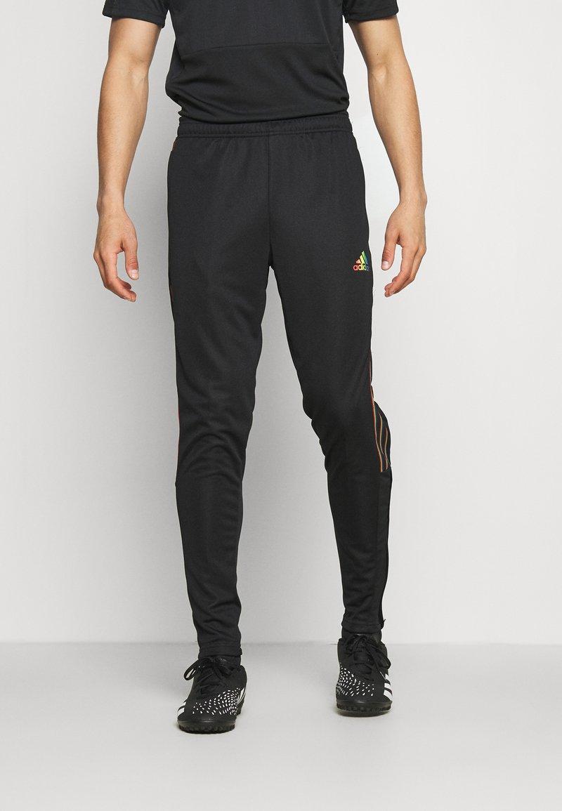 adidas Performance - TIRO PRIDE - Pantaloni sportivi - black