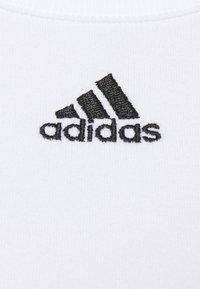adidas Performance - Top - white/black - 2