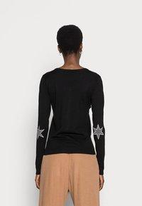 Culture - ANNEMARIE - Cardigan - black - 2