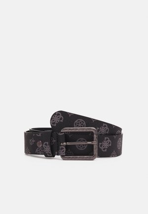 HENSLEY LOGO ADJUST PANTBELT - Belte - coal/multi