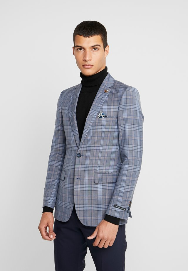 GLEN - Veste de costume - blue