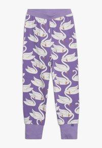 Småfolk - NIGHTWEAR SWAN - Pijama - purple - 2