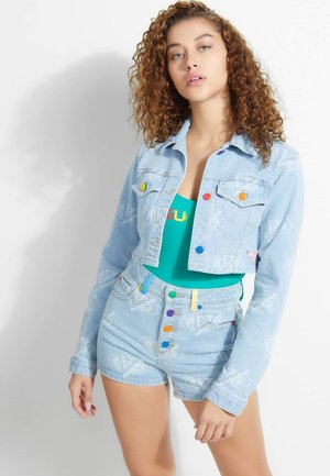Denim jacket - blauw