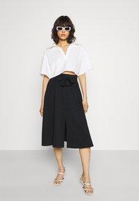 Pepe Jeans - MAYA - A-line skirt - infinity - 1