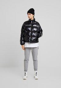 Napapijri - ART SHINY - Winter jacket - black - 1