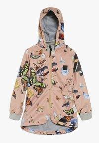 Molo - HILLARY - Light jacket - salmon/multi-coloured - 0