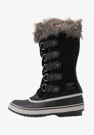 JOAN OF ARCTIC - Winter boots - black/quarry