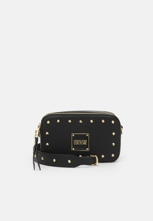 STUDS REVOLUTION CAMERA BAG - Torba na ramię - nero
