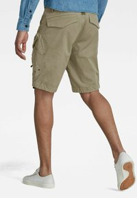 G-Star - ROVIC AIRFORCE RELAXED - Shorts - shamrock gd - 1