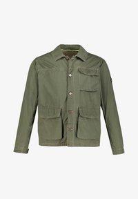 JP1880 - Denim jacket - khaki - 3