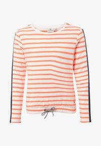 TOM TAILOR - Sweatshirt - orange - 0