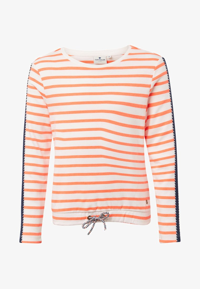 TOM TAILOR - Sweatshirt - orange