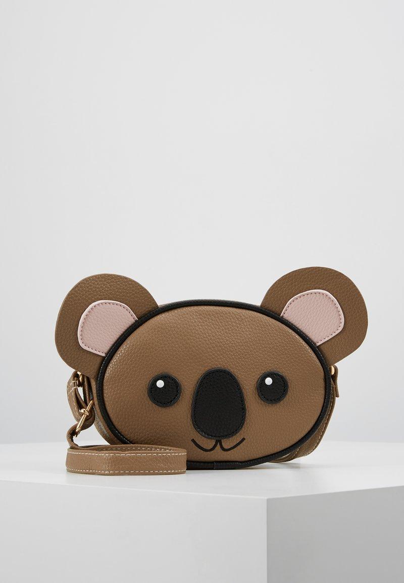 Molo - KOALA BAG - Taška spříčným popruhem - brown