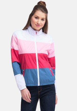 Summer jacket - rainbow maritime