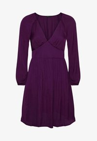OYSHO - Day dress - dark purple - 6
