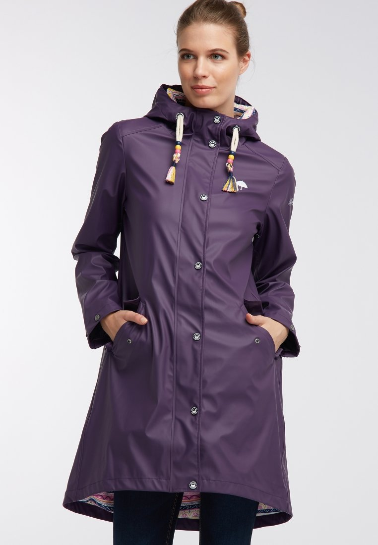 Schmuddelwedda - Parka - purple