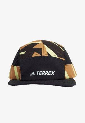 TERREX PRIMEGREEN AEROREADY GRAPHIC - Cap - brown