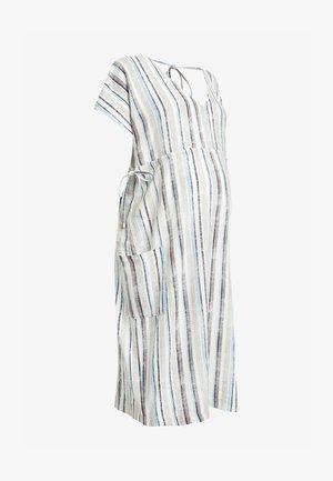 POCKET DETAIL - Sukienka letnia - off-white
