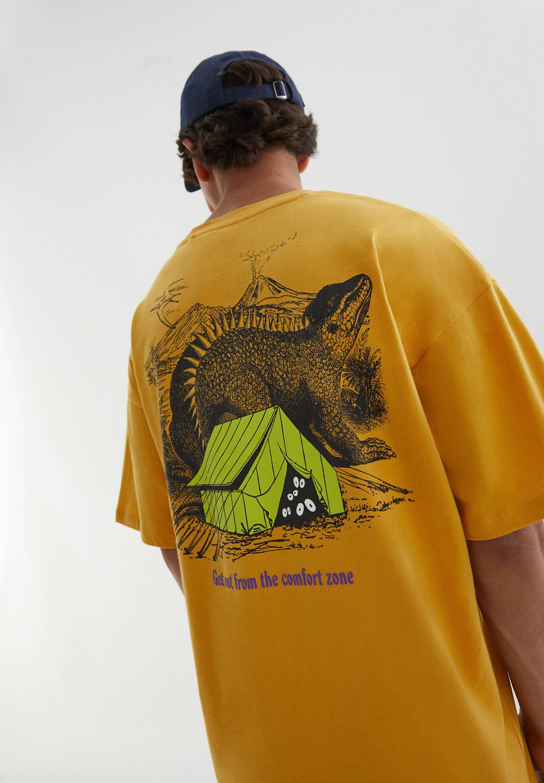 Herren COMFORT ZONE - T-Shirt print