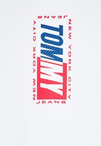 Tommy Jeans - ESSENTIAL HOODIE - Mikina - white - 2