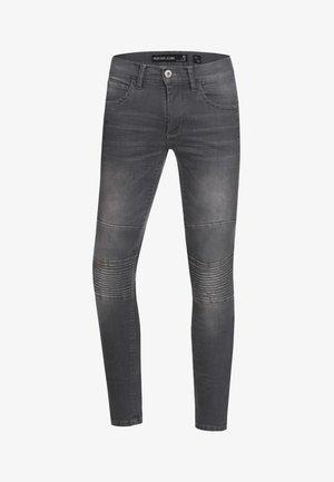 Slim fit jeans - lt grey