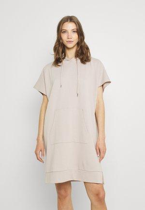 NMPONDO DRESS  - Day dress - gray