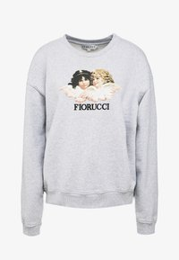 VINTAGE ANGELS - Sudadera - heather grey
