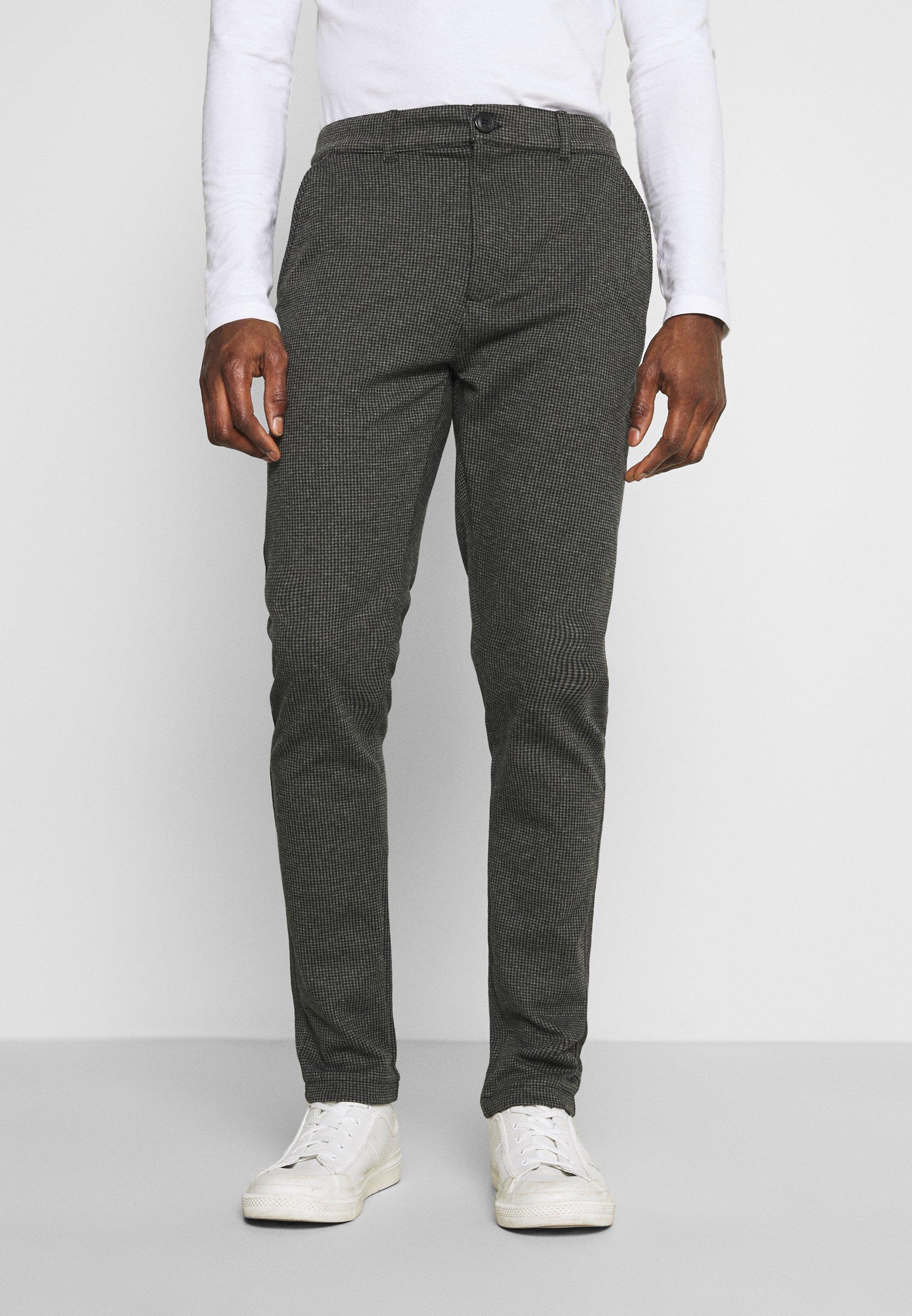 Men BARRO ZIPPER - Trousers