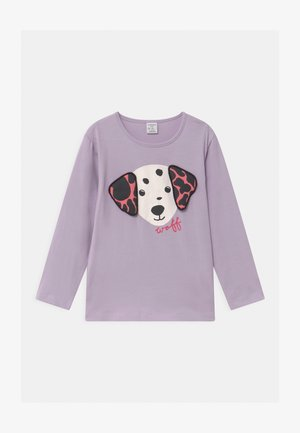 MINI DOGS - Camiseta de manga larga - light lilac