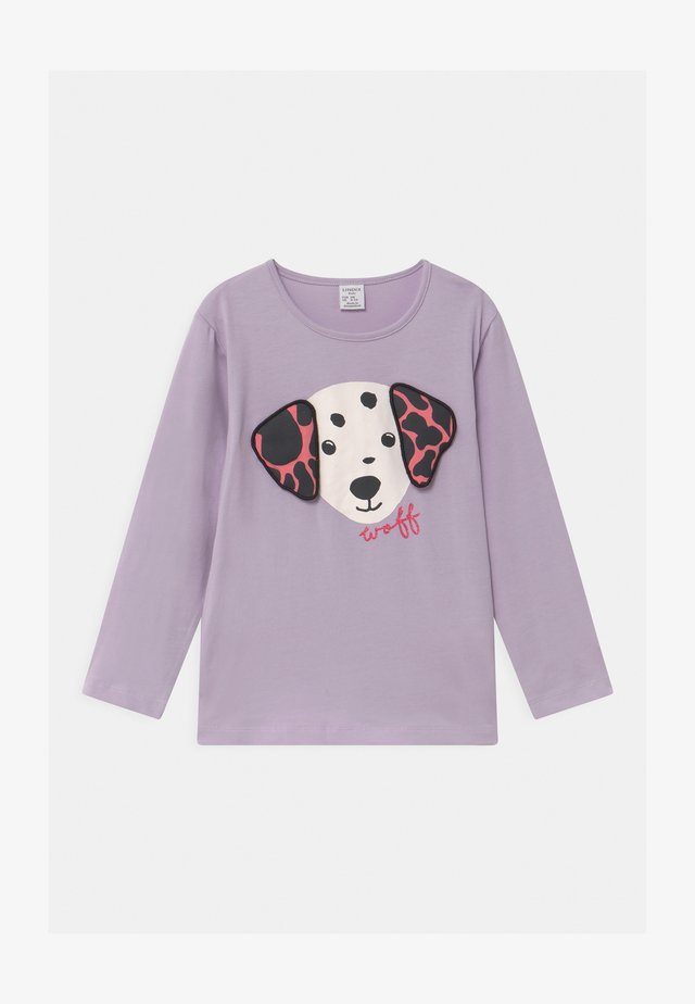 MINI DOGS - Long sleeved top - light lilac