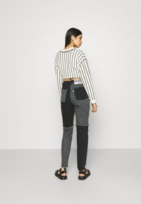 The Ragged Priest - EQUILIBRIUM - Jeans straight leg - charcoal/grey - 2