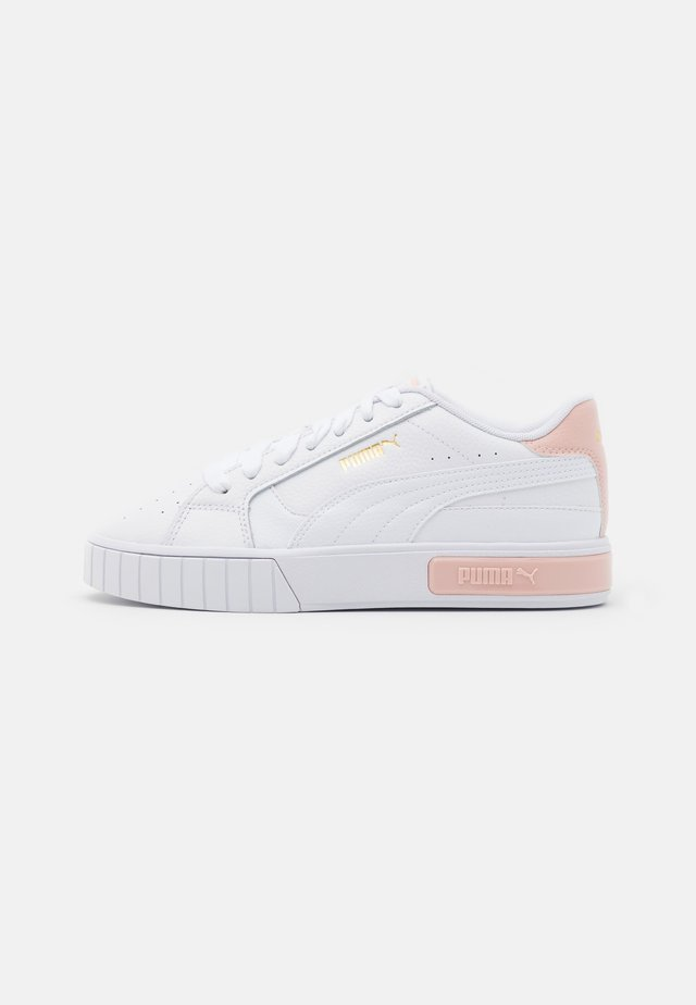 CALI STAR  - Sneakers basse - white/peachskin